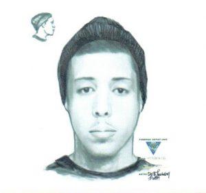 Robbery Suspect #3